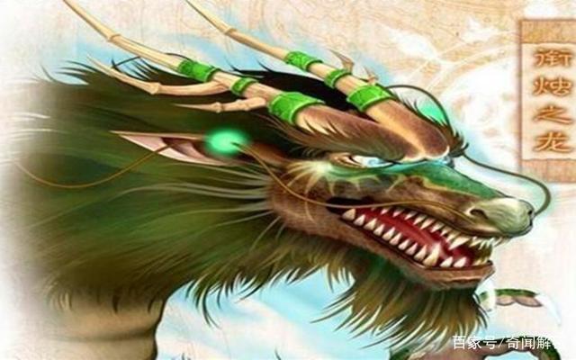 《山海经》中最强五大异兽,这样的排名你觉得可以吗?