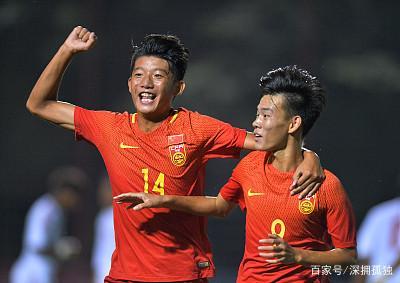 2018武汉杯国际少年足球邀请赛:中国男足U14