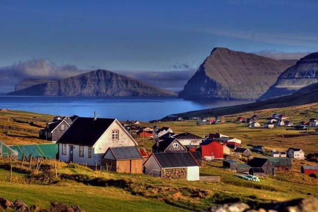 丹麦本土面积只有4万多平方公里,海外面积却高
