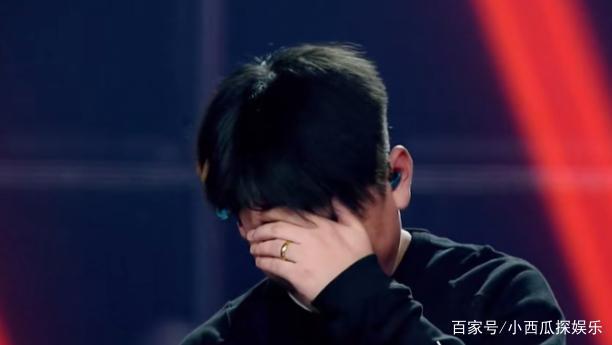 《中国新说唱》派克特止步6强泪洒现场,张震岳