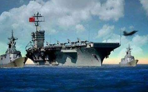 中国下一代航母计划遭曝光,美国重锤出击,不料