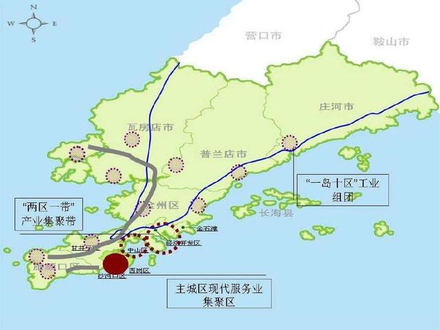 关系中国立国根本的十大重工业城市之一,北方