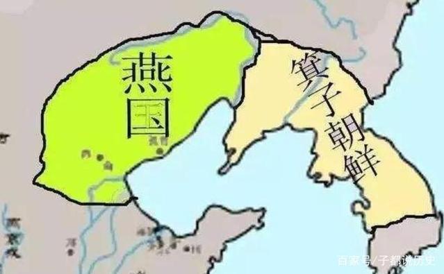 朝鲜人的祖先是商朝人,而日本人的祖先是他,中