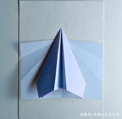 它被称为空中之王纸飞机,竟然能在空中停留半