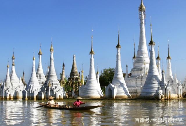 100元人民币价值2万元缅甸币,这些钱在缅甸能