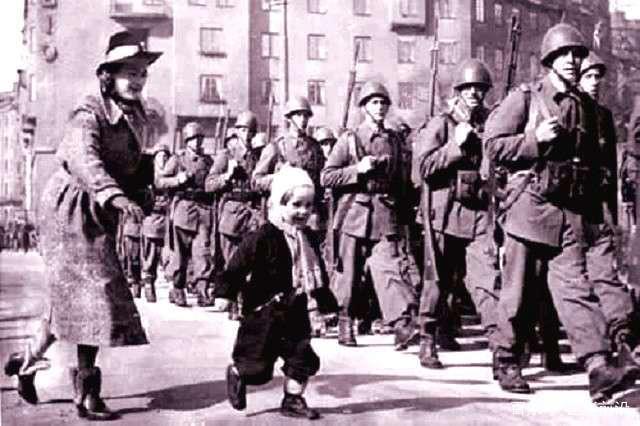 """世界上最""""幽默""""的国家,出兵80人上战场,结果回来了81人"""