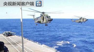 意大利一軍用直升機墜落地中海 一人喪生