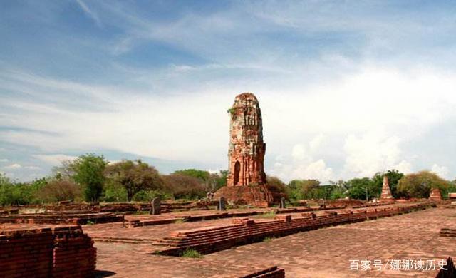 泰国通史:阿瑜陀耶王朝与中国的关系--下篇