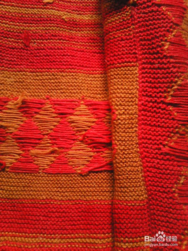 毛衣缝合的方法_百度经验