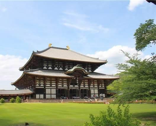 去奈良感受日本小长安 男女衣服皆依唐制