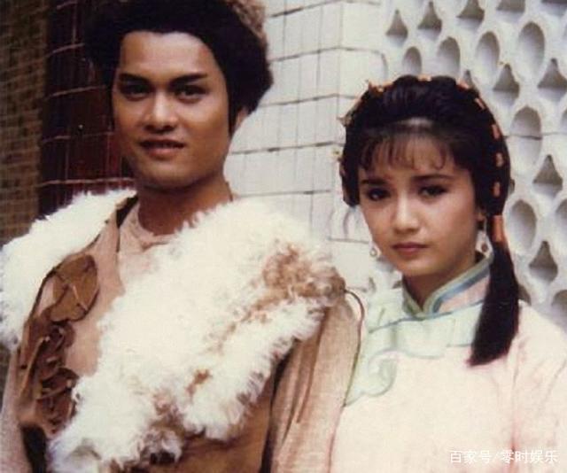《雪山飞狐》32年后,63岁男主角仍帅如小伙,女主角独自养儿!