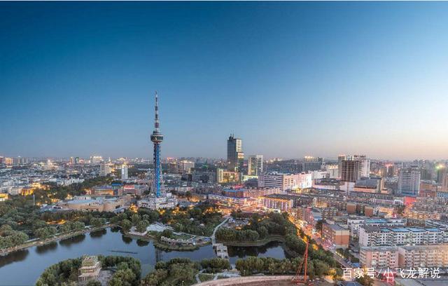 中国这个城市是日本人建立,原是亚洲最大,现今
