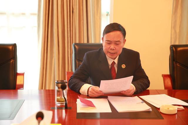 汉源县人民检察院召开机关党总支组织生活会