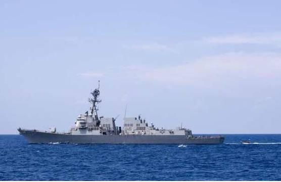 谁能想到,美国这么强大的海军力量,竟然被伊朗