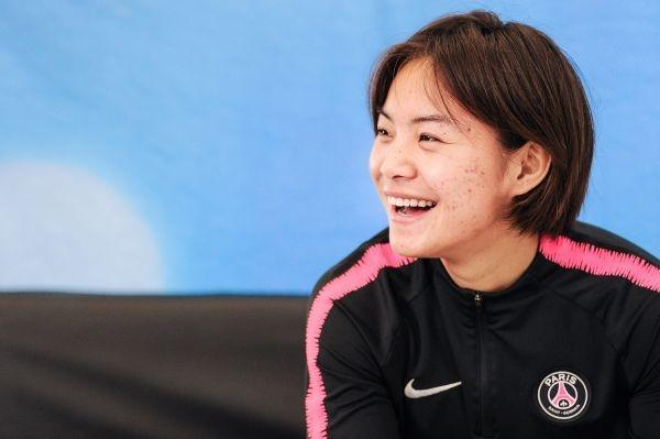 王霜接受《巴黎人报》专访:希望更多中国人喜