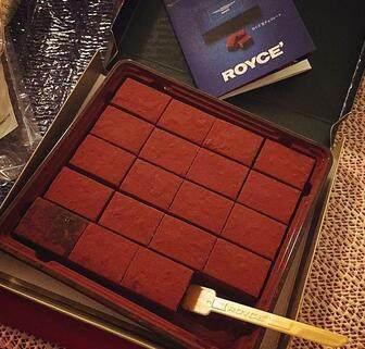 最想从日本带回的零食伴手礼top4:ROYCE生巧