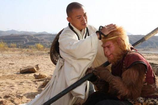 孙悟空打杀强盗被唐僧赶走,龙王说了句什么话