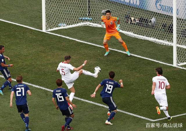 日本虽败犹荣堪比足球小将 成世界杯中亚洲传