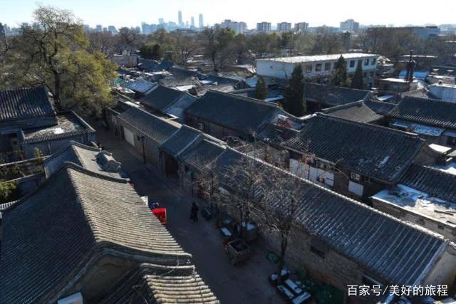 北京二环内遍地都是平房四合院,为什么没有高